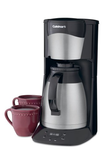 cuisinart 12 cup coffee maker cleaning instructions
