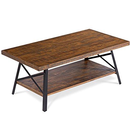 Olee sleep 46 chandler cocktail wood metal legs coffee table metal legs coffee table olee watchthetrailerfo