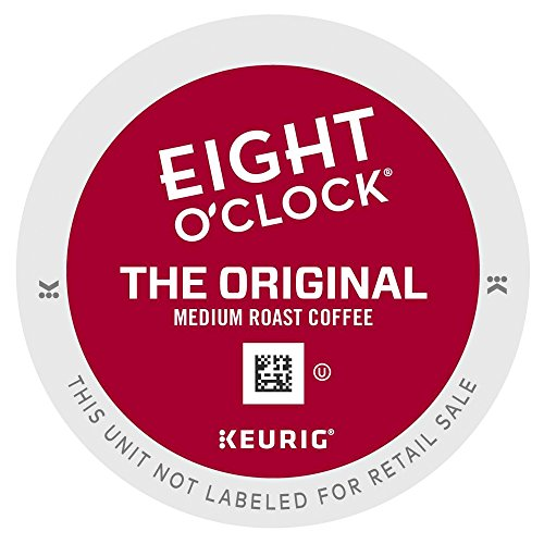 Eight O Clock Coffee The Original K-Cup for Keurig Brewers, 96 Count
