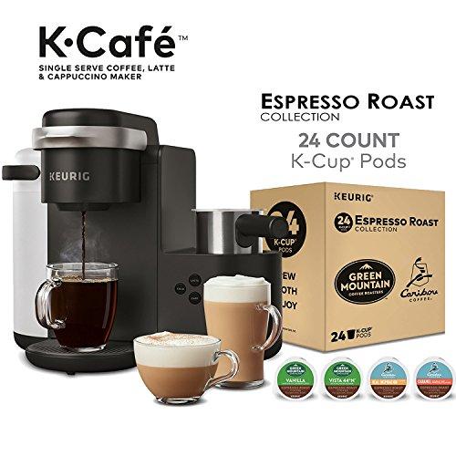 Keurig K-Cafe Single Serve Coffee Maker, Latte And