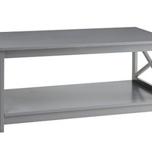 Convenience Concepts Oxford Coffee Table, Gray