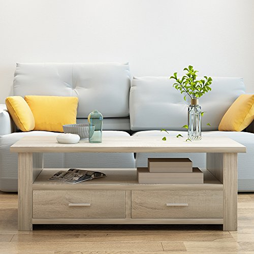 Soges Coffee Table/Console Table/TV Stand Living Room