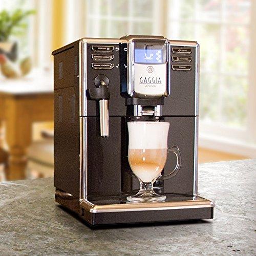 Gaggia Anima Coffee And Espresso Machine Includes Steam Wand