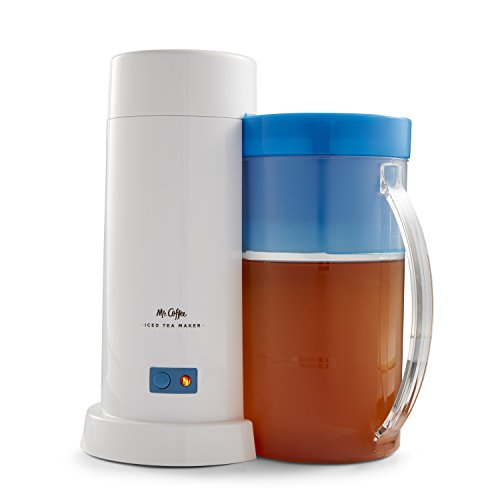 Mr Coffee Tm1 2 Quart Iced Tea Maker For Loose Or Bagged
