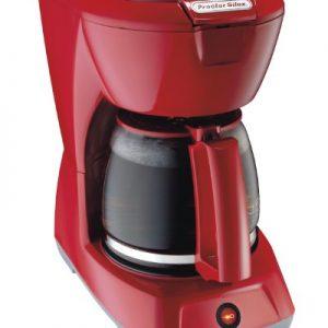Proctor-Silex 12 Cup Coffeemaker, Red