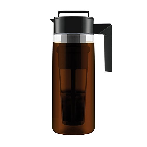 Takeya Patented Deluxe Cold Brew Iced Coffee Maker With ...