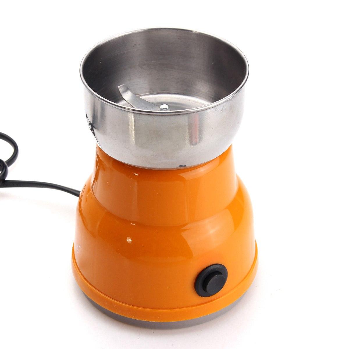 1Pcs Auto-manual Coffee grinder Machine EU Plug