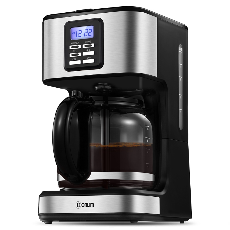 Full Automatic Espresso Coffee Machine American Drip ...