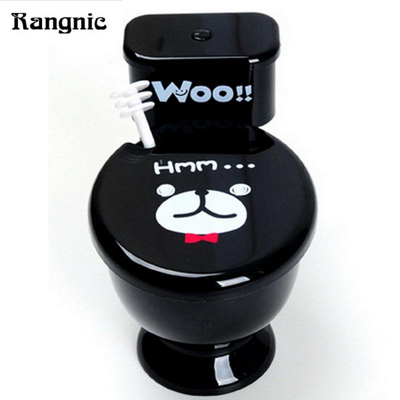 Rangnic Funny Toilet with lid WC Coffee Mug