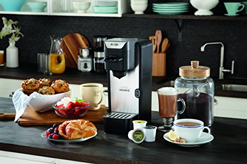 Mr Coffee K Cup Coffee Maker System With Reusable Grounds Filter