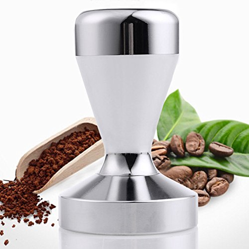 Premium Stainless Steel Coffee Tamper, Solid