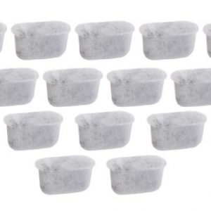Charcoal Filter DCC-RWF Replacement Fit for Cuisinart Coffee Machine Pack of 14