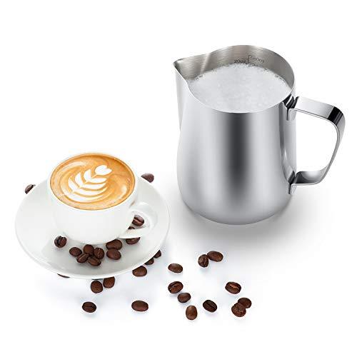 Various Barista Cappuccino Espresso Coffee Tea Milk Frothing Latte Jug Pitcher
