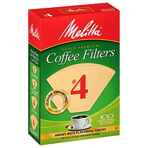 Super Premium Cone Coffee Filters