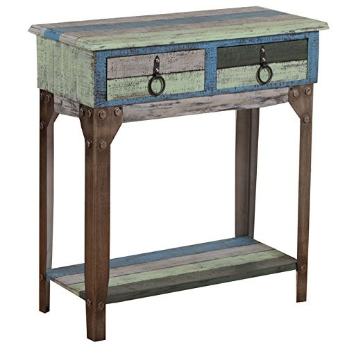 Powell's Furniture Calypso Small Hall Console