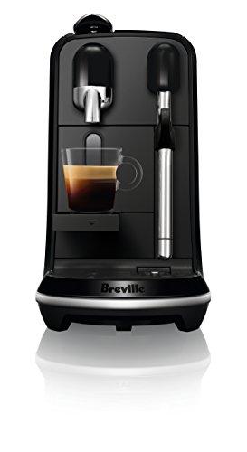 Sage The Creatista Uno Nespresso Kapselsystem Black Sesame Kaffeemaschine
