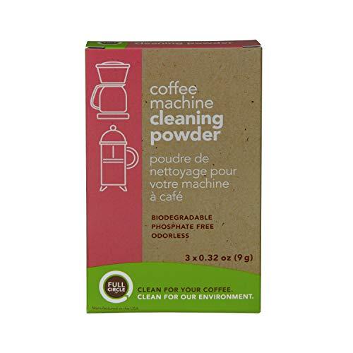 Full Circle Coffee Machine Cleaner - Cleaning Powder