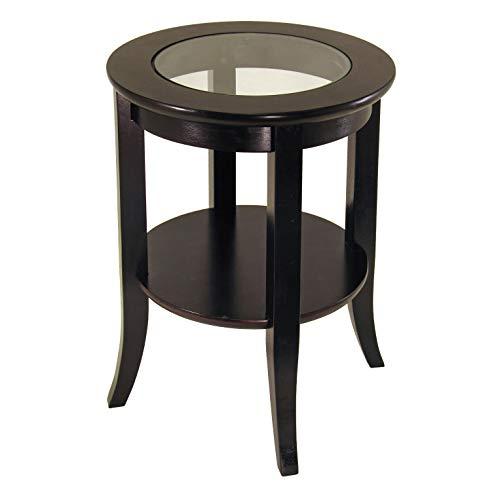 Winsome Wood Genoa Occasional Table, Espresso