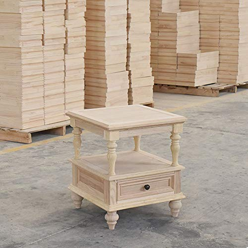 Side Cabinet Small Square Table Corner Coffee Table Coffee ...