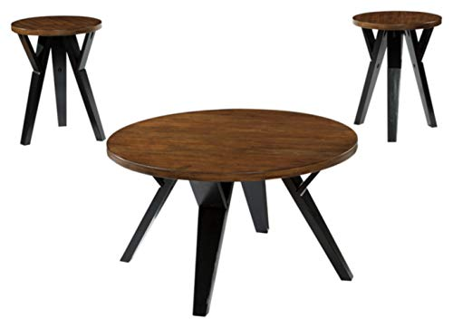 3 Piece Table Set Includes Coffee Table