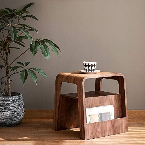 Japanese Kung Fu Coffee Table Small Apartment Storage Footstool