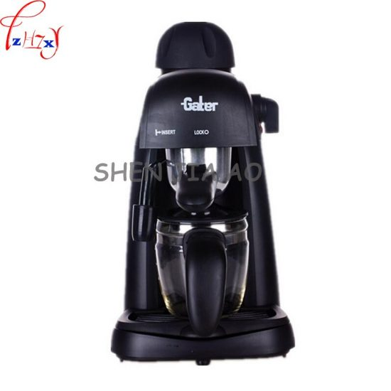 Tsk-183 Commercial/Household Semi-automatic Italian Coffee Maker Vessel Coffee Maker Homemade Cappuccino 220V 800W 1pc