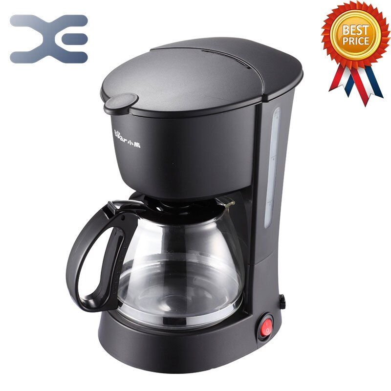 Free Shipping Home Appliances Coffee Machine 220V Coffee Maker Espresso Machine High Quality 0.6L