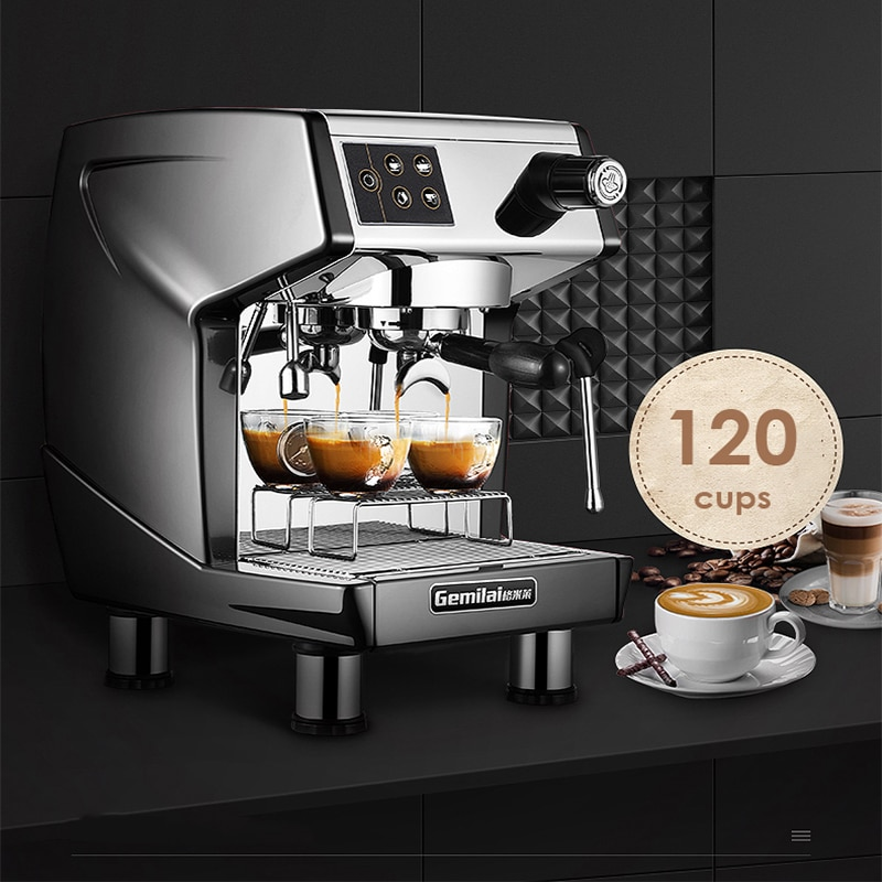 Coffee Machine 120cups/hour High Efficiency Commercial ...