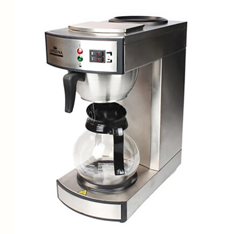 Commercial American Coffee Machine Drip Stainless Steel American Coffee Maker Sale Coffee Makers Shop Buymorecoffee Com