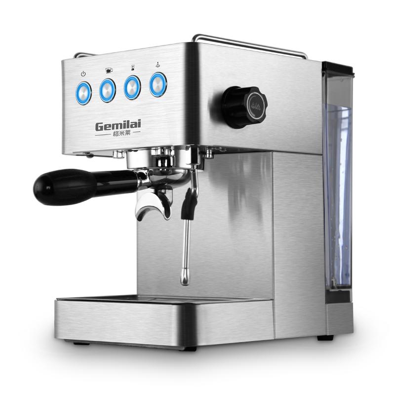 Espresso Machine Crm3005E Small Household Full Semi-automatic Espresso Machine High Pressure Steam Foaming