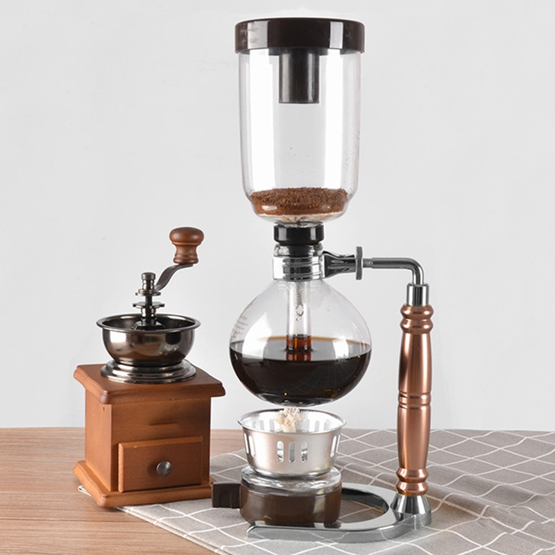 Japanese Style Siphon Coffee Maker Tea Siphon Pot