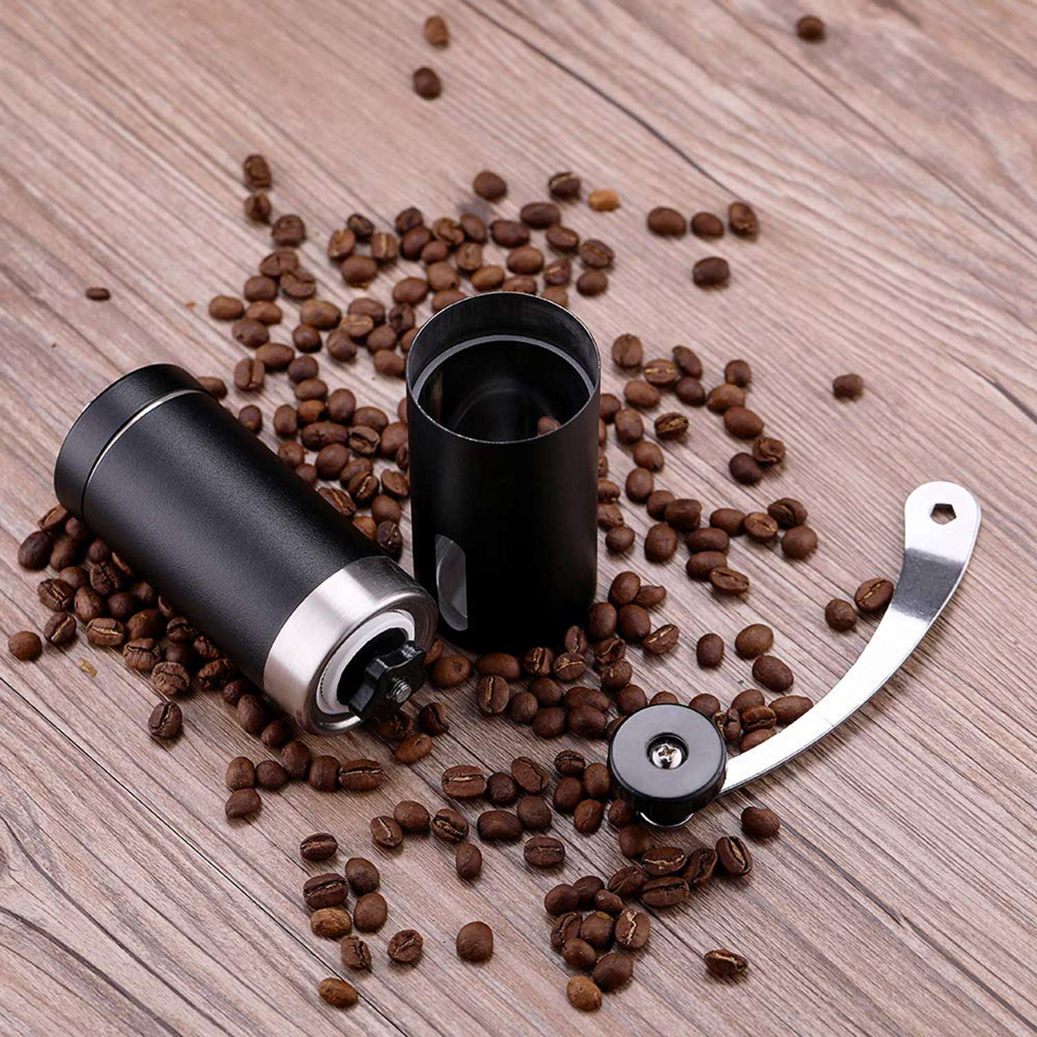 Whole Coffee Bean Conical Burr Mill For French Press/Turkish-Strongest