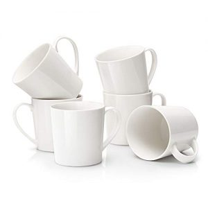 DOWAN Large Coffee Mugs Set