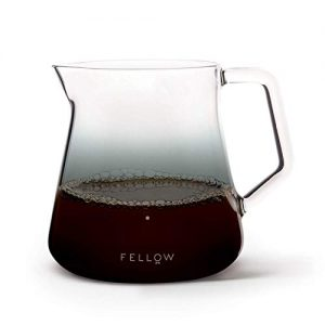 Manual Pour Over Coffee Beaker and Tea Steeper