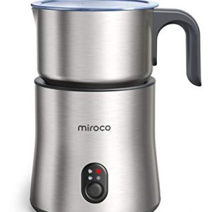 Detachable Milk Frother for Coffee