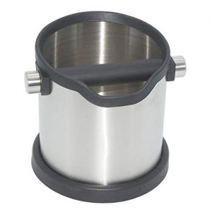 Stainless Steel Coffee Knock Box Espresso Grind
