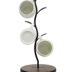 Mug Holder Stand, Countertop Coffee Mug Tree