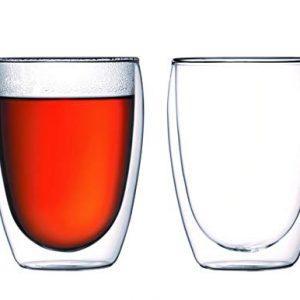 Bodum Pavina Glass, Double-Wall Insulate Glass