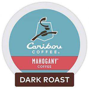 Keurig K-Cup Pods Caribou Coffee Mahogany