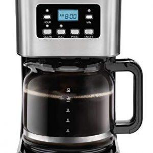 Chefman 12-Cup Programmable Coffee Maker