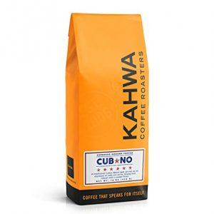 Dark Roast Espresso Blend Cuban Coffee Grounds