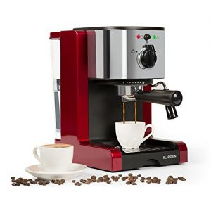 Klarstein Passionata Rossa 20 Espresso Machine