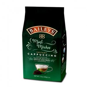 Bailey's Mint Mocha Cappucino, Mint Mocha