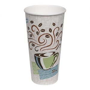 Insulated Paper Hot Coffee Cup 500 Count