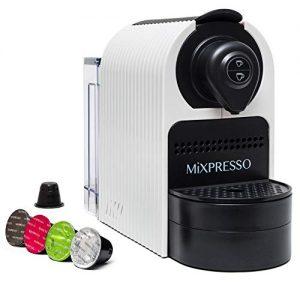 Mixpresso Espresso Machine for Nespresso Compatible Capsule