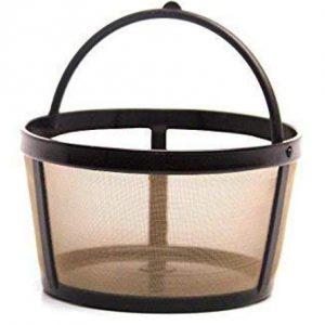 GOLDTONE Reusable 4 Cup Basket Coffee Filter