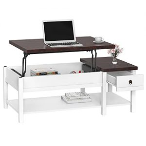 LGHM Lift Top Coffee Table with Storage Drawer