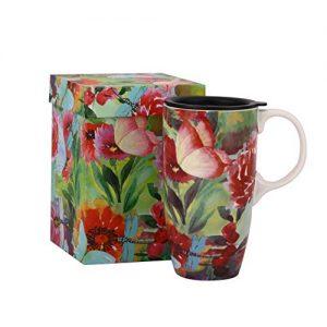 Ceramic Coffee Mug 17 oz. Coffee Cup