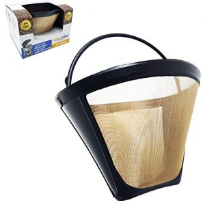 GoldTone Brand Reusable No.4 Cone replaces your Ninja Coffee Filter