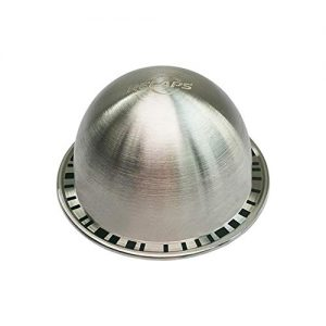 RECAPS Only 1 Stainless Steel Refillable Filter